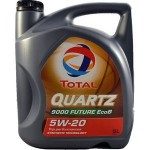 TOTAL QUARTZ 9000 FUTURE Ecob 5W-20 5Liter1